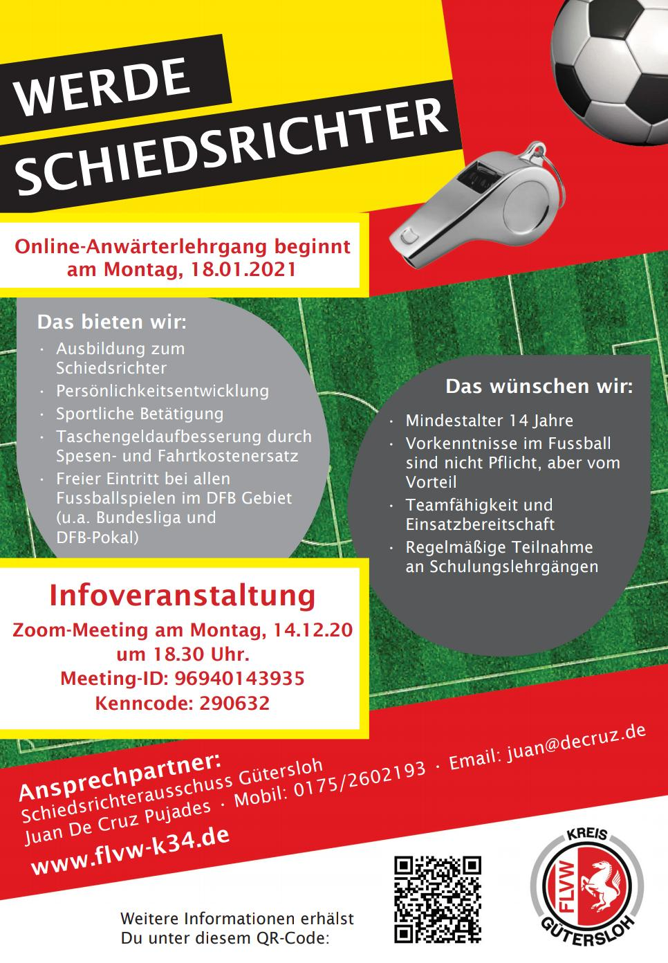 flyer anwrterlehrgang 1 2021